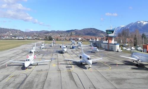 NAVETTE AEROPORT d'ANNECY