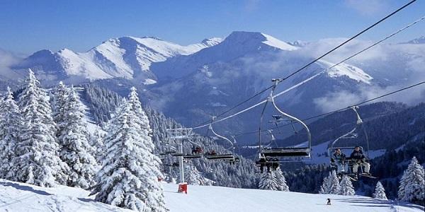 taxi stations de ski